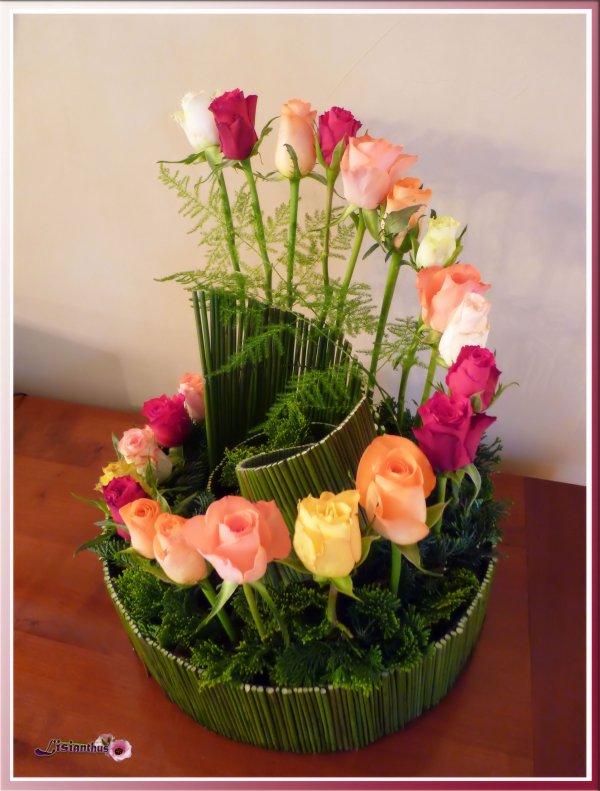 blog de lisianthus page 30 art floral bouquet cr ations florales de lisianthus. Black Bedroom Furniture Sets. Home Design Ideas