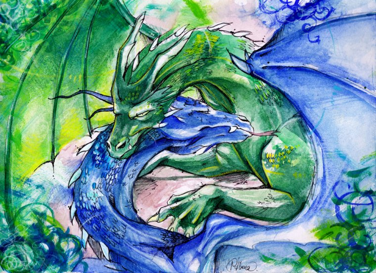 Go Back > Gallery For > Saphira And Firnen Fanfiction
