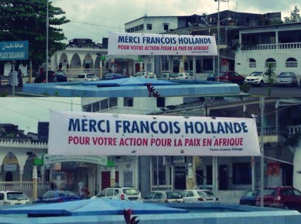MERCI Fran�ois HOLLANDE!
