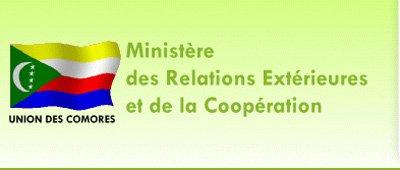Communiqué de l'Ambassade de l'Union des Comores en France
