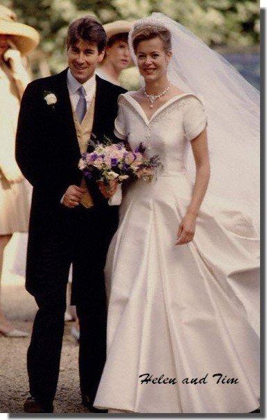 St George Auto >> the wedding of Lady Helen Windsor et Tim Taylor à St
