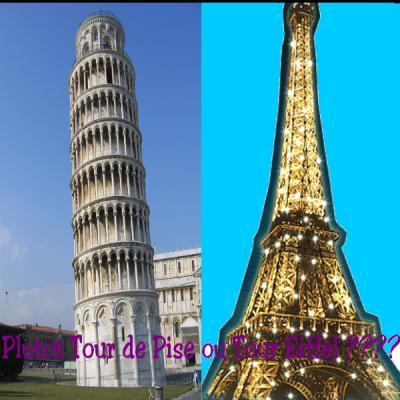 Voici l 39 incroyable tour de pise qui possible de voir en italie et - Tour de pise se redresse ...