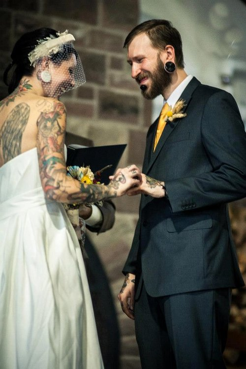 ~ S�rie Wedding