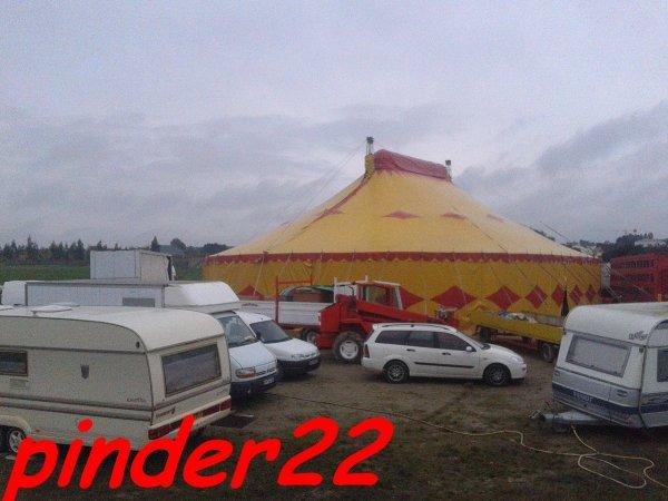 Court reportage sur le cirque Gervais Klissing