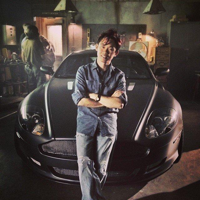 NEW FF7: James Wan parle du film !
