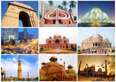 Visit Monuments Of North India On Tours In India India Tours And Travel