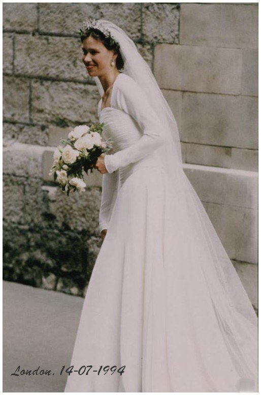 The wedding dress lady sarah armstrong jones blog de for Sarah seven used wedding dress