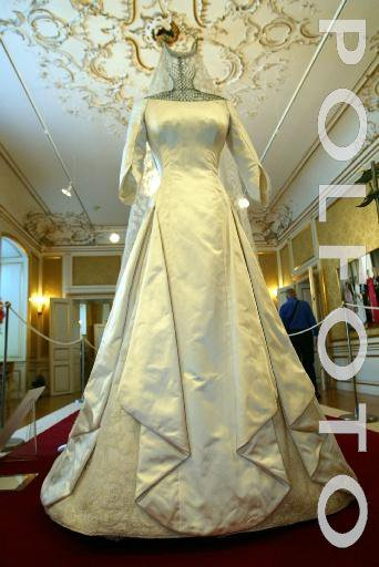 Wedding Dress Mary Elisabeth Donaldson Crown Princess