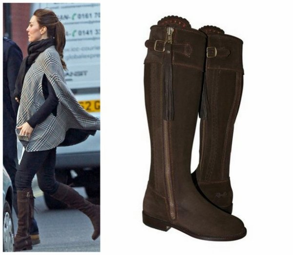 Catherine Duchess of Cambridge - Accessoires _ Suite
