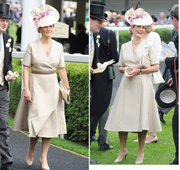 The Style Dress  - Countess Sophie of Wessex