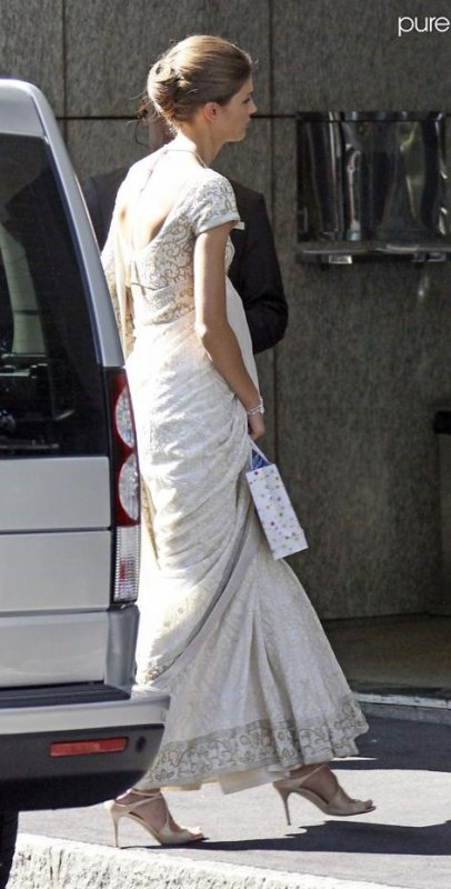Royal Wedding Dress 2013 - Kendra Salwa Spears