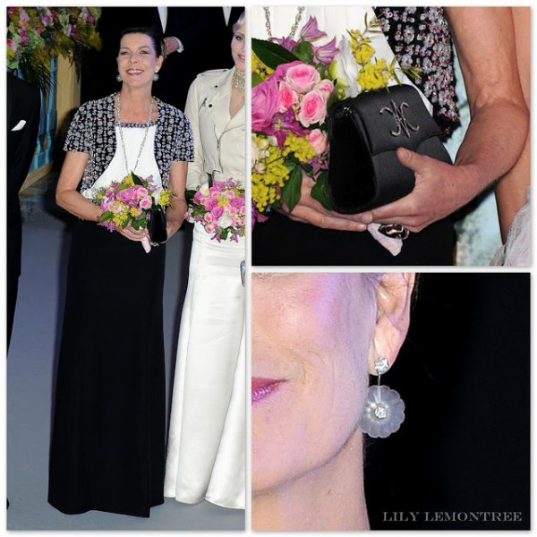 The Style Dress - Princess Caroline of Monaco _ Suite