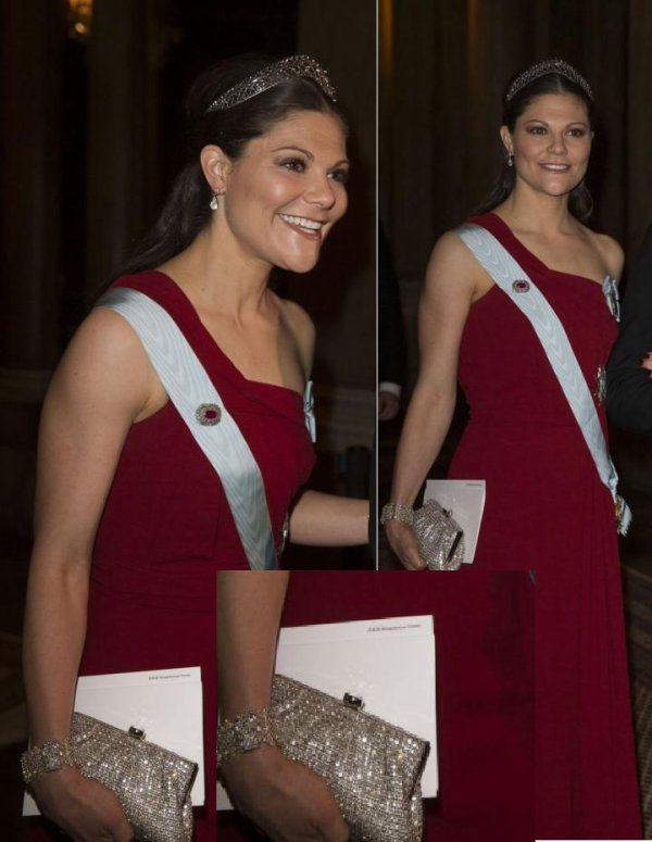 Crown Princess Victoria of Sweden - Accessoires _ Suite