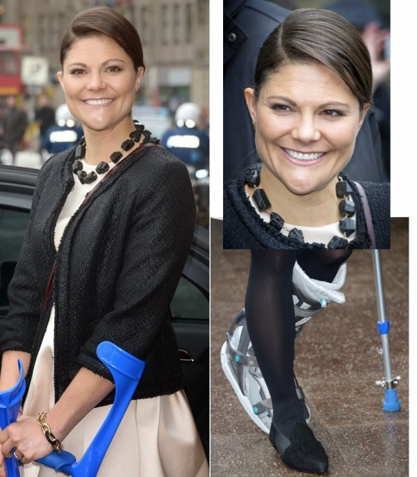 Crown Princess Victoria of Sweden - Accessoire _ Suite