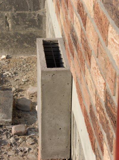Courette d 39 a ration blog d 39 antomag - Grille de ventilation vide sanitaire ...