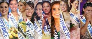 Que sont devenues les 10 derni�res gagnantes miss France .