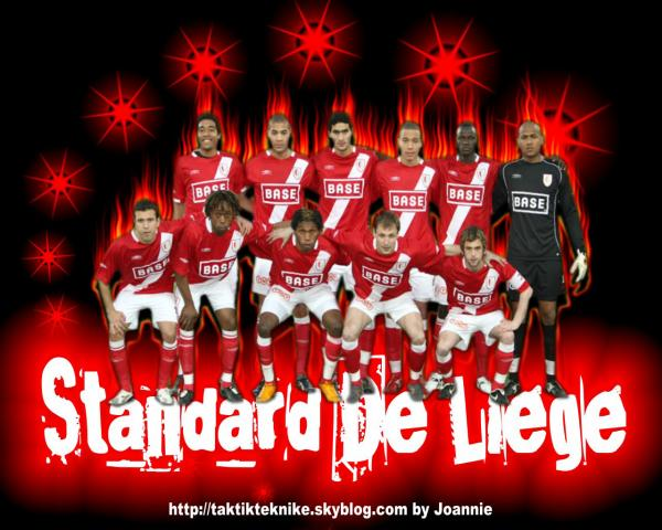 Standard de liege we are the best techno french 9