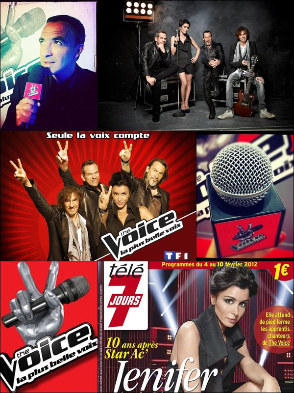 THE VOICE PRESENTE PAR NIKOS ALIAGAS