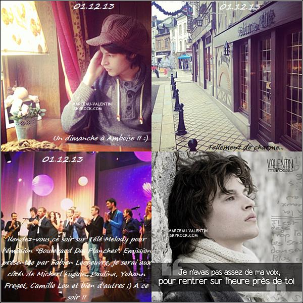 . D�couvrez les photos post�es par Valentin ou d'autres sur les r�seaux sociaux, � partir du 17 novembre 2013 !  + TOP, BOF, FLOP ?  .