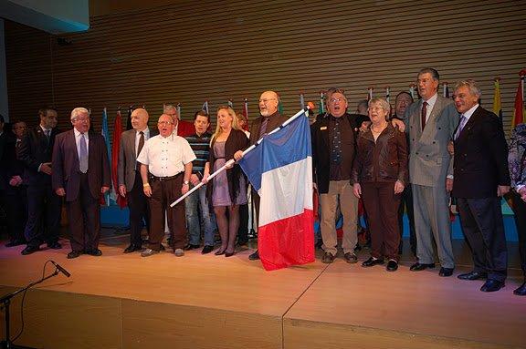 MUNDIAL DE ALMER�A 2012 - CENA DE GALA