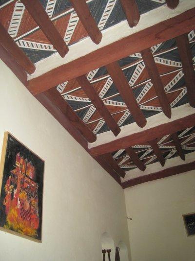 Plafonds suspendu au Maroc: Artisanat marocain de plafonds en bois, plafonds tendus, portes orn�es, d�coration traditionnel.