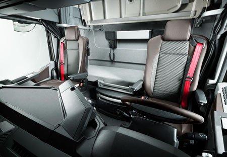 Voici les nouvelles gammes de renault photo de for Renault range t interieur