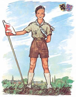 SUF - News - Scouts Unitaires de France - Groupe Saint
