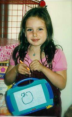 Happy Birthday Amy Elizabeth Cimorelli