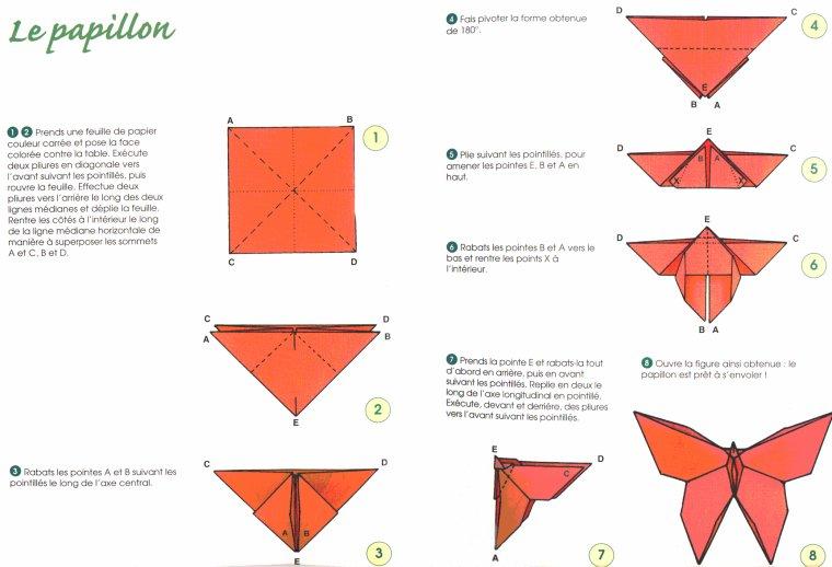 Tuto d 39 origami blog de petitcocon - Origami facile a faire pour noel ...