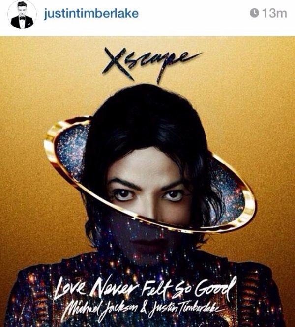 Le single de Michael Jackson ft. Justin Timberlake arrive vendredi dans la nuit