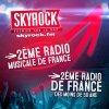 #Skyrock 3,7 millions d'auditeurs quotidiens (+ 240 000 en un an) meilleure progression des radios musicales