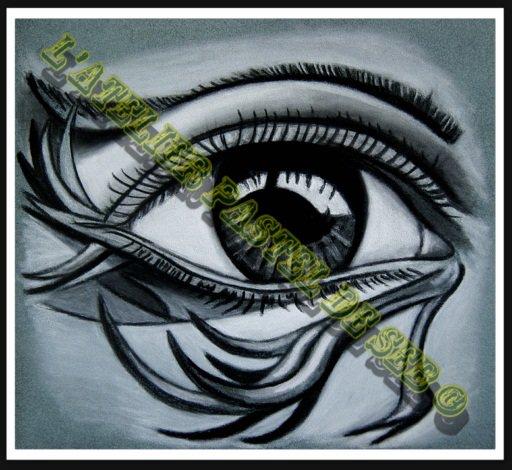 Tatouage de l 39 oeil oudjat l 39 atelier pastel de seb - Signification oeil tatouage ...