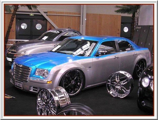 les voitures am ricaines du paris tuning show 2007 blog de madness us cars. Black Bedroom Furniture Sets. Home Design Ideas