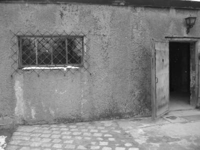 Auschwitz chambre gaz et four cr matoire voyage for Auschwitz chambre a gaz