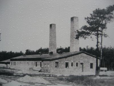 Birkenau chambre gaz et four cr matoire voyage for Auschwitz chambre a gaz