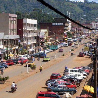 Cafe De Yaounde Cameroon