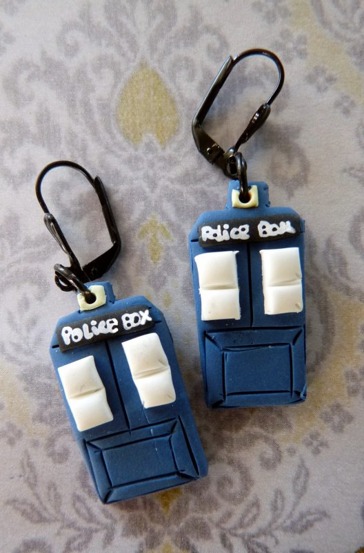 Boucless d'oreilles Doctor Who