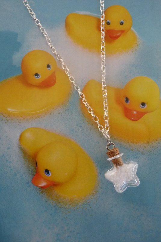 Collier soup�on d'enfance