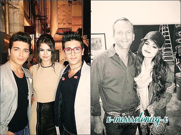 + June 26th  ;   Selena, ses amies, Austin, les Emblem3 et pleins d'autres � Disneyland. +
