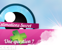 Bienvenue sur estimations--secret !