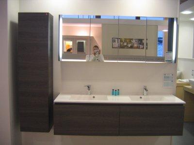 Meuble salle de bain blog de la casa de notre vie for Casa meuble salle de bain