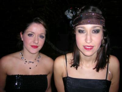Maquillage th me ann es 30 la vie de michou - Maquillage annee 30 ...