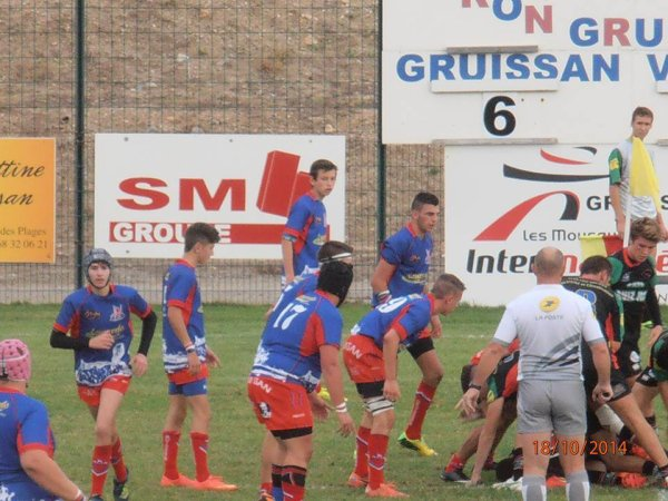 PHOTOS DU MATCH FACE A RIVES D'ORB