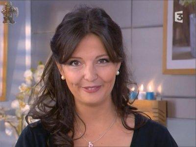 Carinne teyssandier j adore cette femme elle cuisine a telematin elle est super belle ma vie - Telematin cuisine karine ...