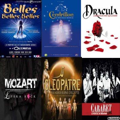 Comedie Musicale Francaise Comédie Musicale Française