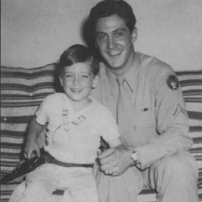 Al Pacino 1950 Al pacino et son pere Al Pacino