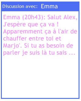 """""""Une histoire d'Ex"""" - Une triste nouvelle ..."""