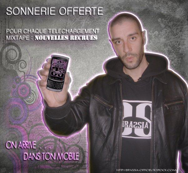 """DJ VENUM Pr�sente BRASSIA MIXTAPE """"NOUVELLES RECRUES"""""""