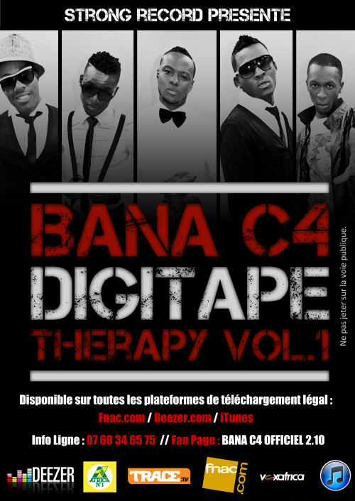 Digitape Th�rapy Vol.1 Disponible