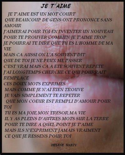 Love Quotes For Husband: Blog De Poeme D'amour Pour Mon Homme